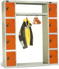 Lockers Ireland nationwide supply and delivery of all types of lockers for school, gym and workplace