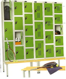 Gym lockers for sale | Lockers Ireland | new lockers for sale