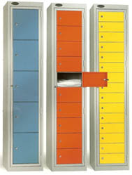 garment lockers | lockers for garments