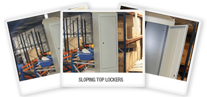 Lockers Ireland - metal lockers | metal storage lockers